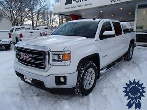 2014 GMC Sierra 1500 SLE Short Box 6 Passenger, 46,382 KMs