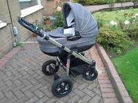 VIB Pram - Travel System. Carrycot/Pushchair/Car Seat