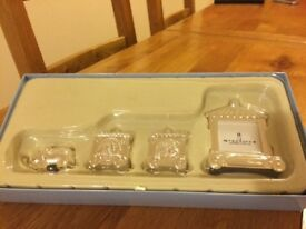 Newbridge Silverware Baby's Firsts Train £25