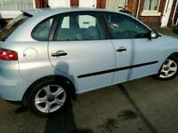 Seat ibiza 1.2 ***family owned****