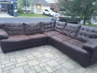 Sofa en L à vendre