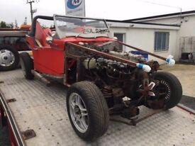 kitcar triumph spartan,,projetc car,,,,price£ 699 px/exch