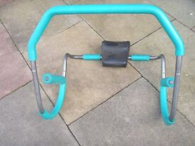 FITNESS ABS ROLL CAGE + SECONDS ABS UNIT