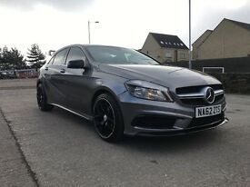 Mercedes A180 FULL A45 AMG REPLICA 2013
