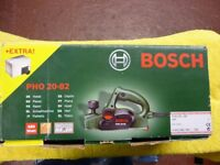 Bosch PHO 20-82 Planer - Used in excellent condition