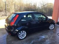 Ford Fiesta Black limited edition