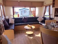 Cheap static caravan on the East coast of yorkshire, bridlington, hull, hornsea