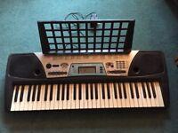 Great condition Yamaha PSR-170 36 key Keyboard
