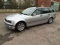 ** AUTOMATIC ** BMW 3 Series 2.0 320d SE Touring 5 Door Estate Diesel Silver