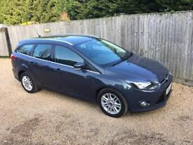 Ford Focus 1.6 TDCI 115 TITANIUM estate