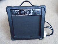 Benson B15 bass practice amp