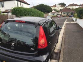 Excellent little Peugeot 107