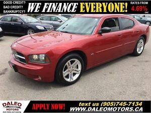 2006 Dodge Charger SXT 3.5L LEATHER SUNROOF