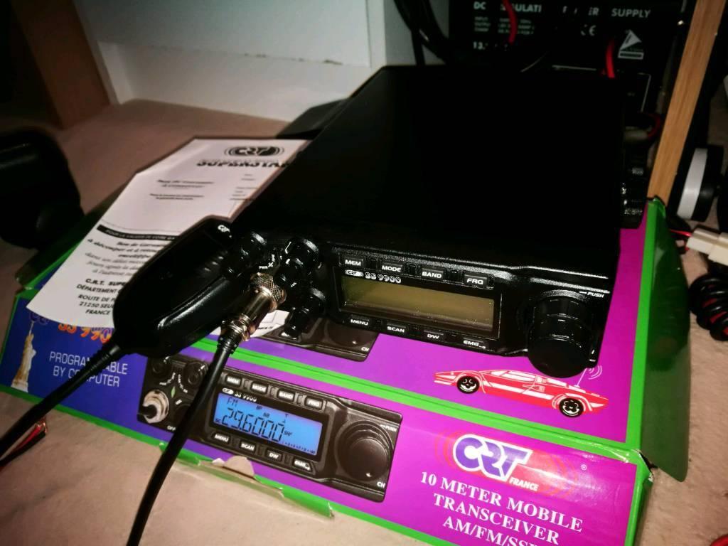 Cb radio CRT9900 High Power ! | in Bury, Manchester | Gumtree