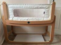 Bedside cot. SnuzPod