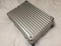Rimowa aluminium suitcase Classic Cabin carry-on luggage 33l mint condition