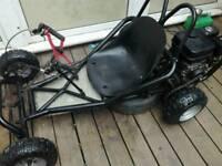 Drifter kart 160 cc