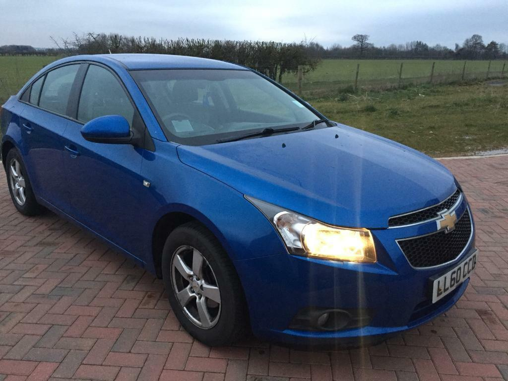 chevrolet cruze 2010 in bodicote oxfordshire gumtree. Black Bedroom Furniture Sets. Home Design Ideas