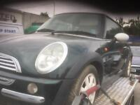 BMW mini breaking,all parts availble