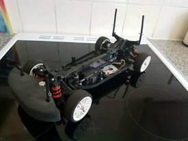Yokomo mr4 rally car