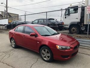 2009 Mitsubishi Lancer MANUAL!LOADED!FULLY CERTIFIED@NO EXTRA CH