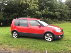 Skoda Roomster 1.9 Tdi Scout (08) *Full Mot *FSH *Diesel *Part Ex Welcome