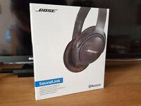 Brand-New New Bose SoundLink Wireless Headphones II Sealed in Box
