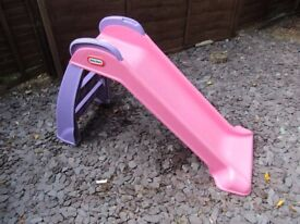 Little Tikes Pink / Purple Slide