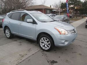 2013 Nissan Rogue SL, NAVIGATION, LEATHER, SUNROOF