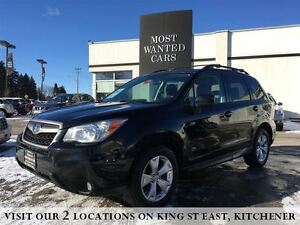 2014 Subaru Forester AWD | ALLOYS | CAMERA | NO ACCIDENTS