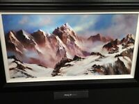 Phillip Gray Limited Edition Everest Painting