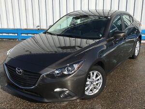 2014 Mazda MAZDA3 GS SKYACTIV *LEATHER-SUNROOF*