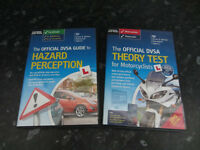 DVSA DVD's Theory and Hazard perception