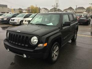 Jeep Patriot High Altitude 4X4 2016 CUIR/TOIT OUVRANT