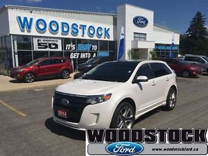2014 Ford Edge Sport, AWD CANADIAN TOURING PACKAGE