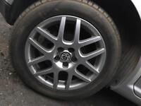 "16"" Bbs vw Montreal alloy wheels 205/55/16 golf gti tdi bora"