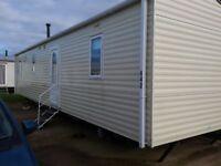 2011 8 berth caravan for sale 36ft x 10ft ABI VISTS