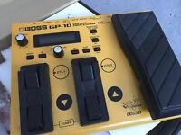 BOSS GP-10GK Guitar Processor Pedal