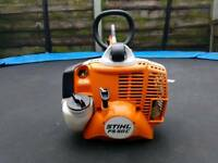 stihl fs50c 02.2015 petrol lightweight grass trimmer in excellent condition,hardly used