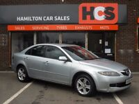 2006 Mazda 6 1.8 petrol with 1 years MOT, 1 Years AA cover & 1 Month Warranty.