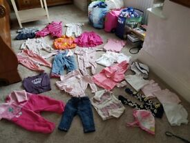 Baby Toddler Clothes Bundle 3-6mths Next Mothercare