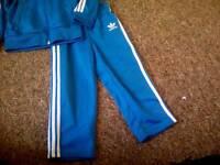 Boy's Blue addidas tracksuit