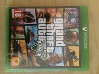 XBox one GTA Five