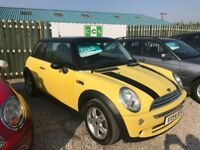 Mini Cooper *ONLY 46K - MINT - 12 MOT+3 MONTH WARRANTY*