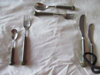 """Denby """"Regency"""" cutlery"""