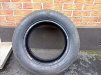 """Continental 215/60/16"""" Tyre 6mm"""