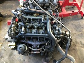 Vauxhall combo corsa 1.3 cdti complete engine and gearbox