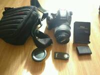 Nikon d5100 with extras