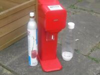 Soda Stream. Not used £120 to buy . Selling for £65.