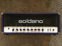 Soldano Hot Rod + Plus